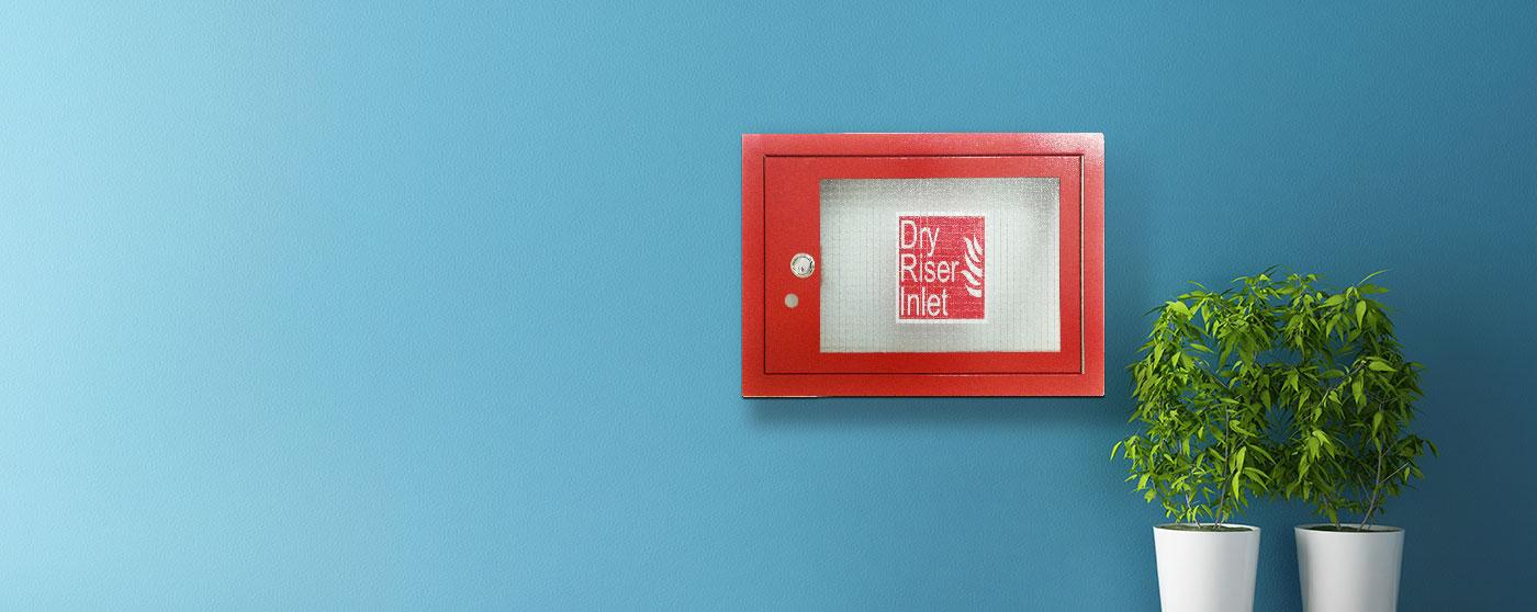Dry Riser box