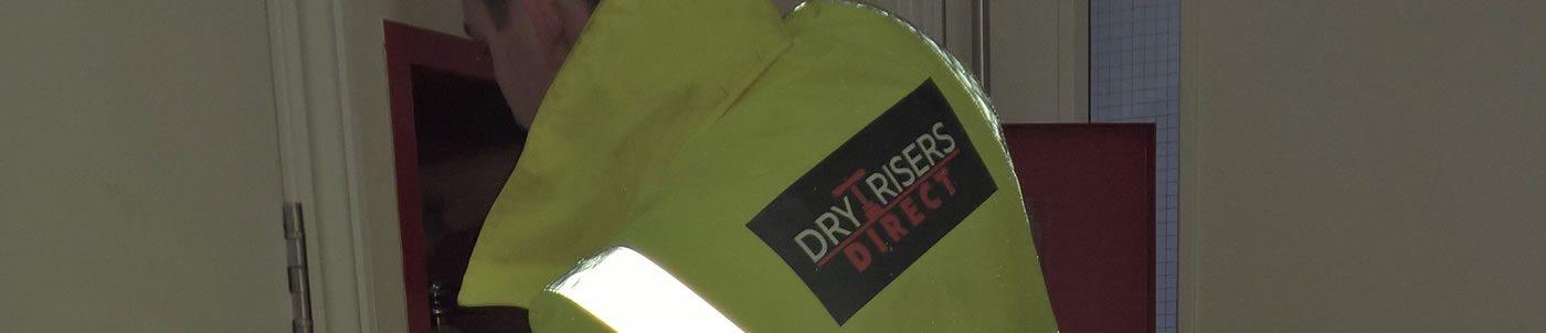 Dry Riser Testig
