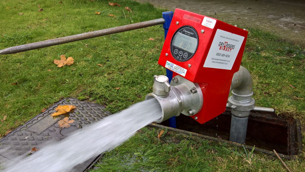 Dry Riser Servicing & Installation Fire Hydrant Experts