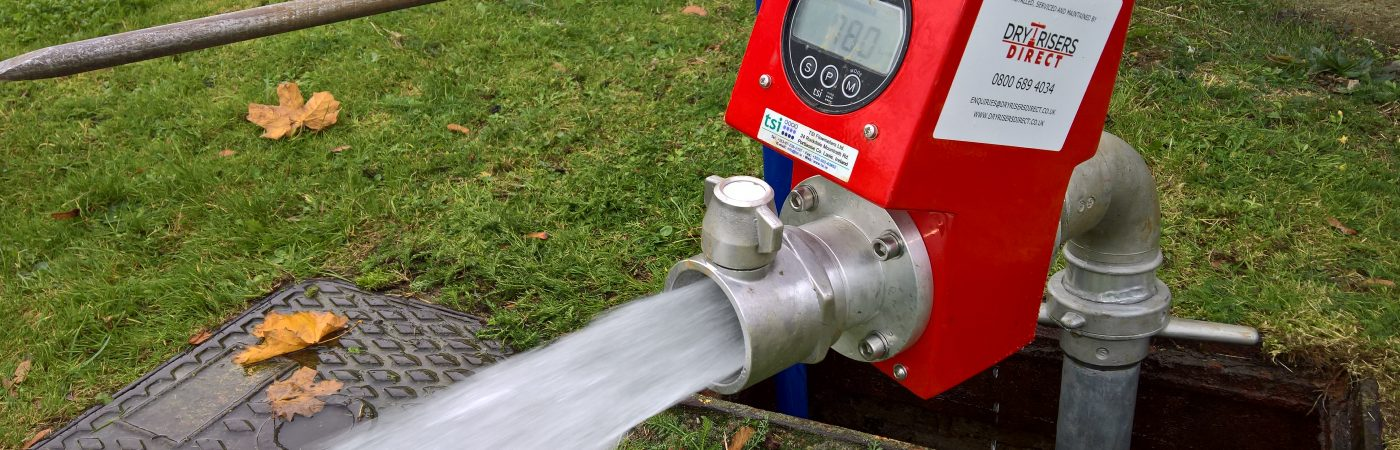 hydrant testing & servicing