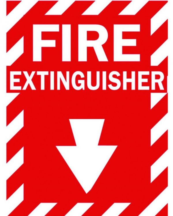 Fire Extinguisher Service & test