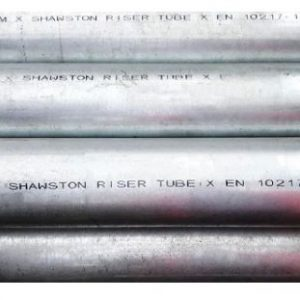 Lightweight Grooved Pipe